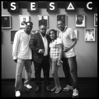 Power meeting with Greg Smith head of SESAC Atlanta, Zilah Music Publishing (Shawn Bailey), A-Class Productions (T. Jordan)